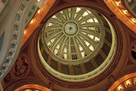South Dakota Capitol Restoration by Koch Hazard Architects