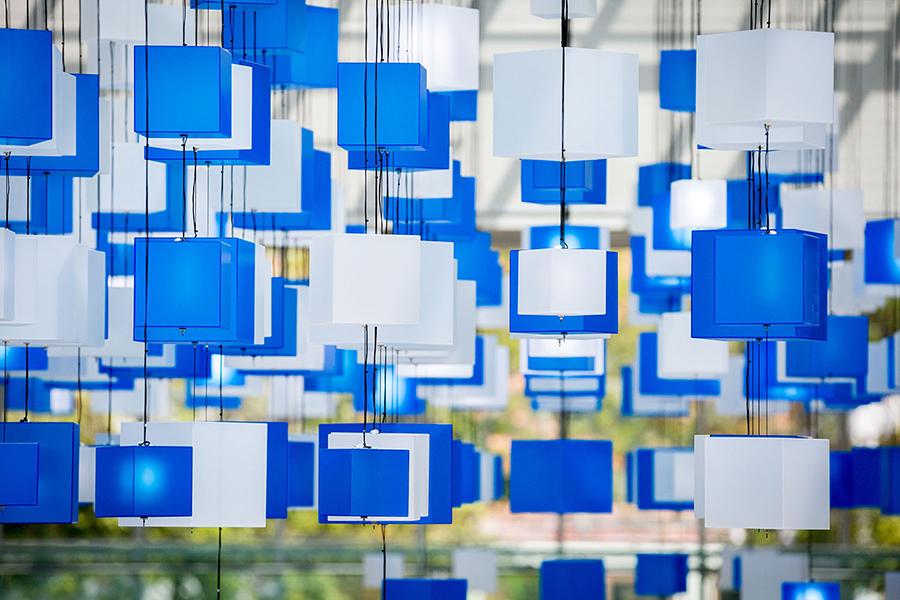 Sanford Imagenetics designed by Koch Hazard Architects