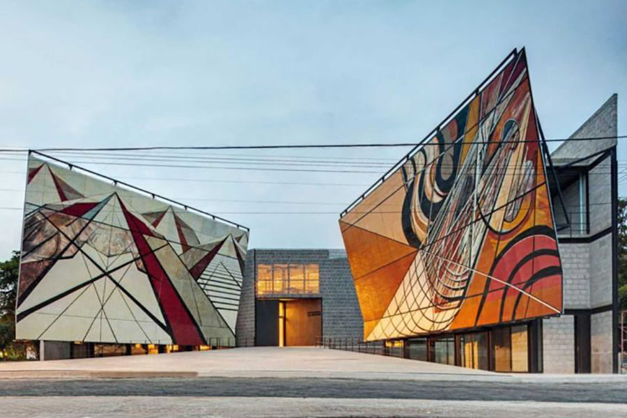 Mexico influence at Koch Hazard Architects