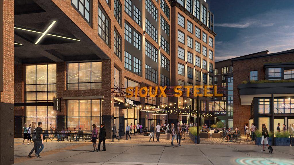 Koch Hazard Lloyd Sioux Steel