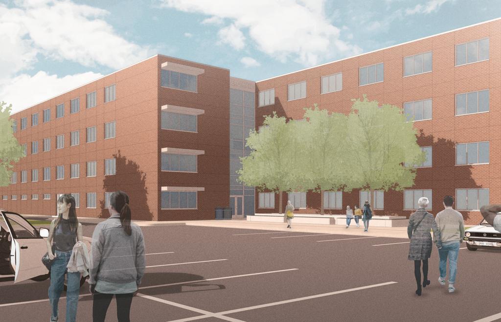 Student Housing Updates, Augustana University (Sioux Falls, South Dakota)